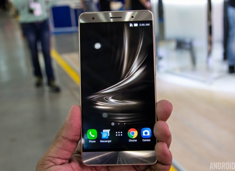 New Asus ZenFone 3 Deluxe variant is the first to sport Snapdragon 821
